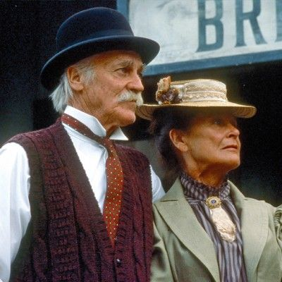 Matthew and Marilla played by Richard Farnsworth and Colleen Dewhurst