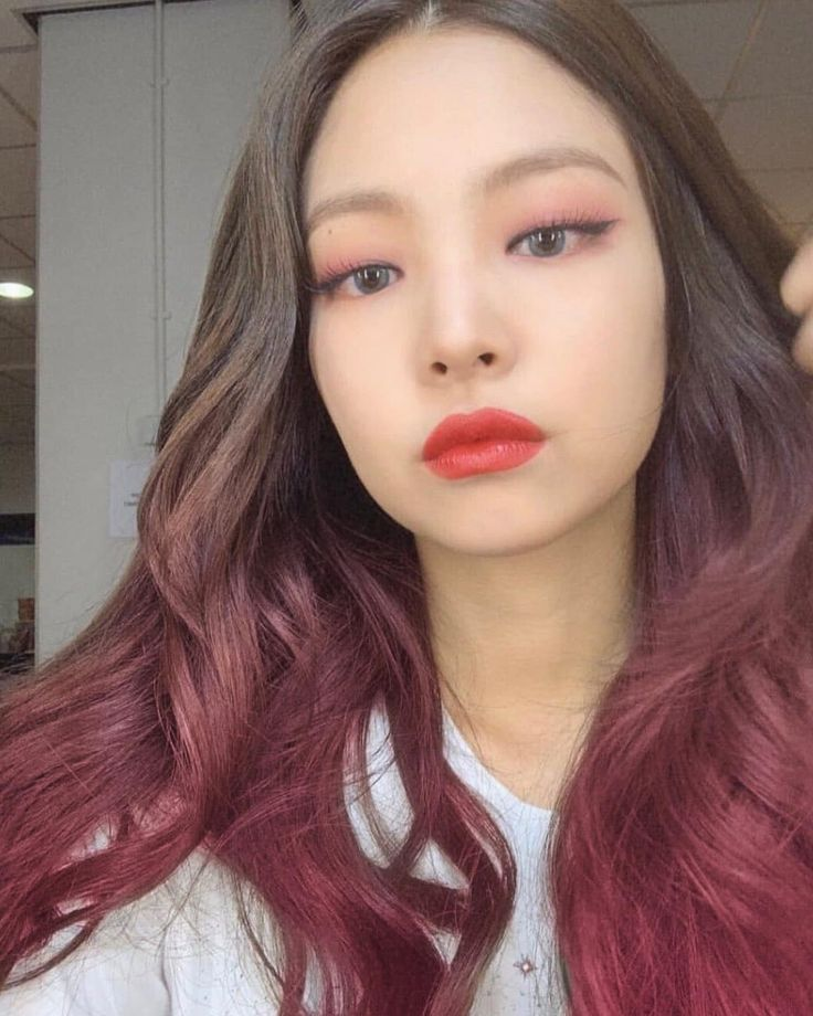 Blackpink jennie on instagram what do you think of my