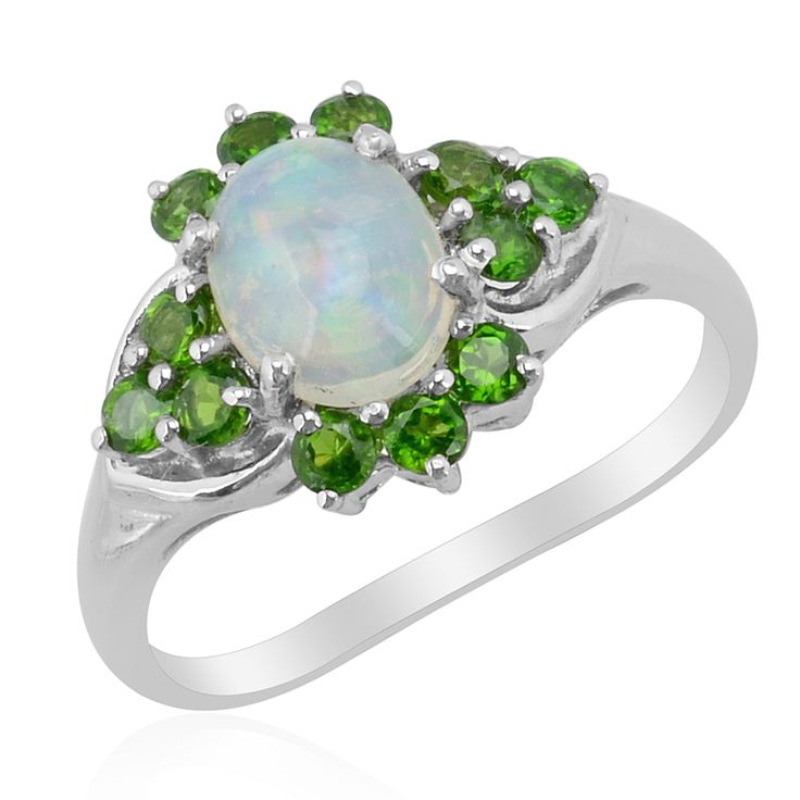 micropav p silver october plated and cubic white over tourmaline zirconia green sterling in gold ring rings micropave
