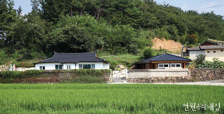정원에 힘 준 진교 농가 리모델링| Daum라이프