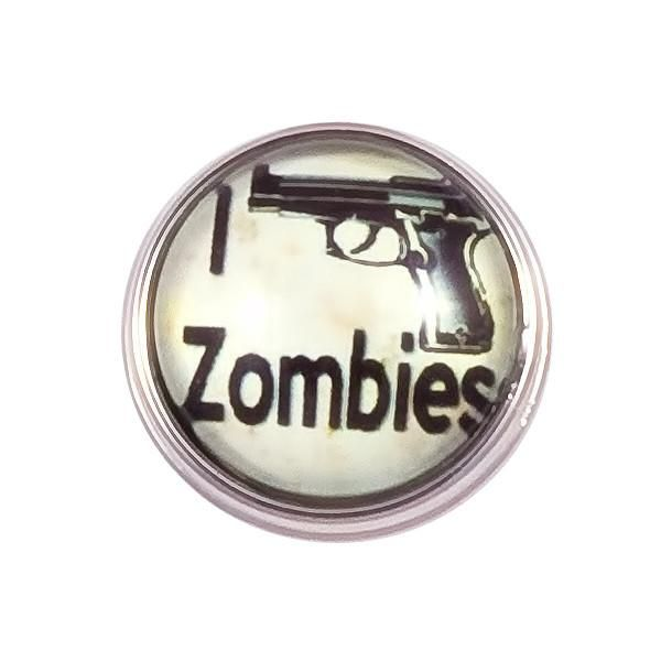 I Shoot Zombies Popper