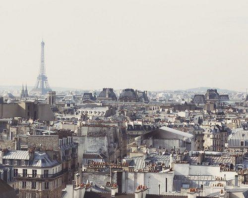 toits: Spaces, Paris Eiffel, Favorite Places, France, Things, Travel, Photo, City