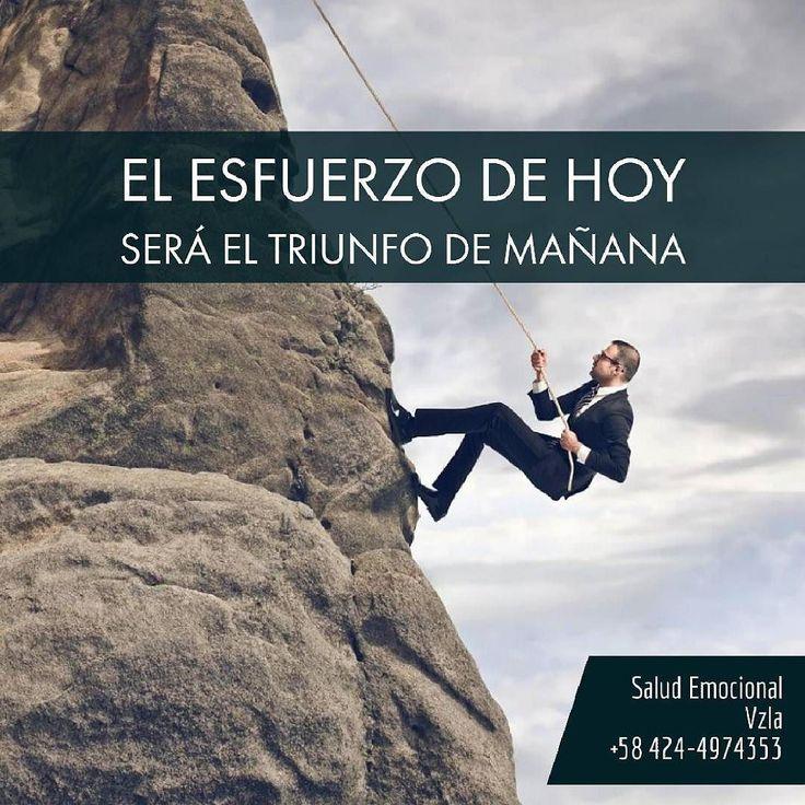 Dedicada a todos los #Emprendedores a propósito de la #SemanaGlobaldeEmprendimiento En especial a todos los emprendedores Venezolanos y màs aun a aquellos que a pesar de las circunstancias decidieron quedarse esforzarse y hacer de este un mejor país! - Somos #SaludEmocionalVzla #saludmental | #amor | #frases | #psicologia | #saludemocional | #emociones | #desarollopersonal | #crecimientopersonal | #venezuela | #carabobo | #espiritual | #psicoterapia | #bienestar | #motivacion…