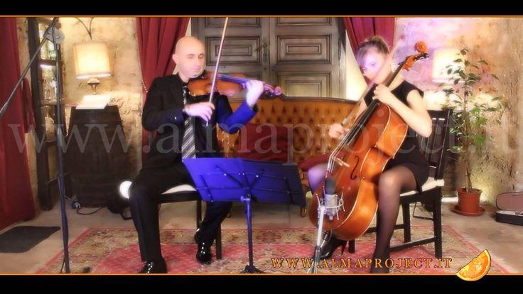 ALMA PROJECT - SC String Duo (Violin & Cello) - Stand by me (Ben E.King)