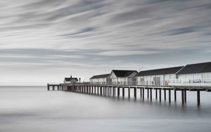 The Suffolk pier by Trevor Cotton on 500px