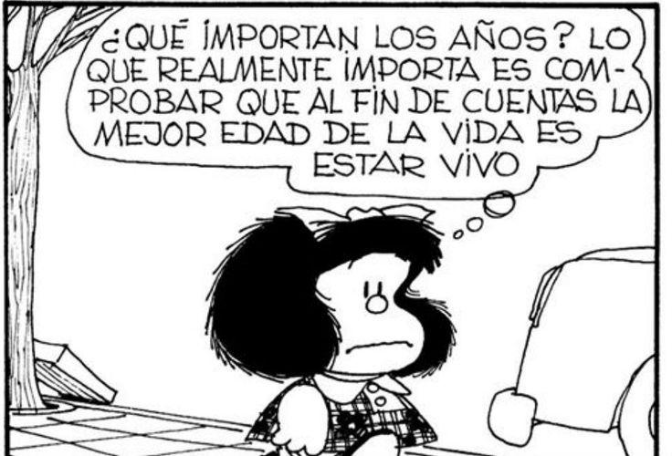Fotos: Mafalda ¡Felices 50 años!
