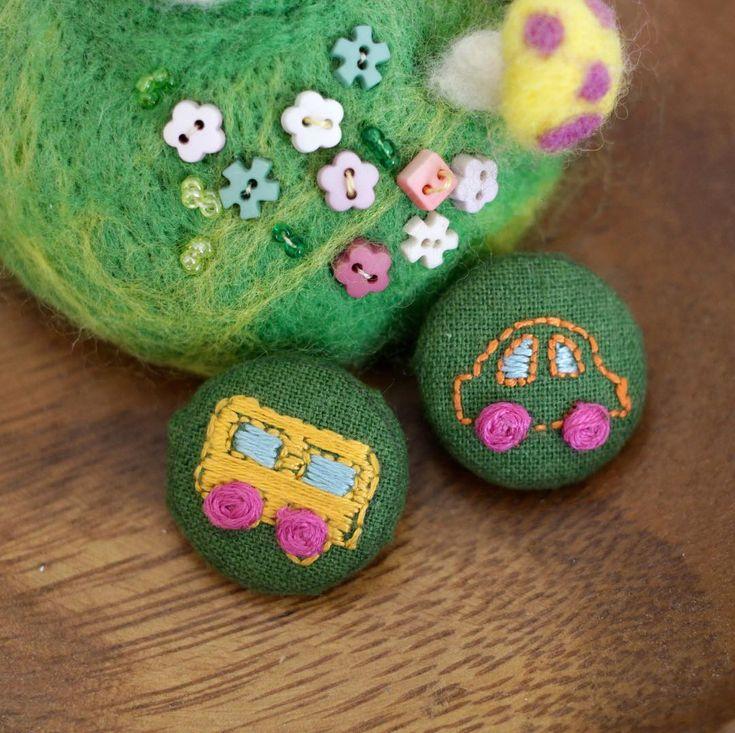 귀엽고나 . . . . Embroidered by Lee and Park. Embroidery class in studio K. #스튜디오K #자수스튜디오 #대전프랑스자수 #프랑스자수 #자수타그램 #대전자수수업 #자수클래스 #studioK #embroideryclass#embroidery #handmade #handcraft #embroidered #pincushion #핀쿠션