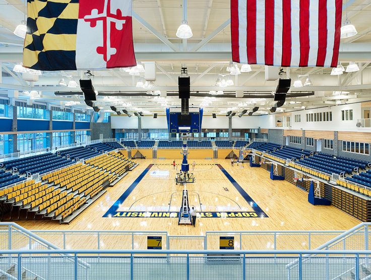 Coppin State University's Physical Education Complex a