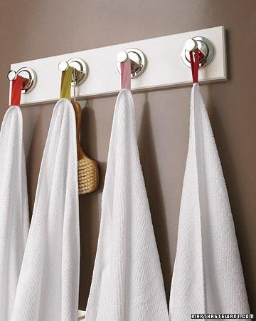 155 best bathroom ideas images on pinterest bathrooms Bathroom hand towels with hanging loops