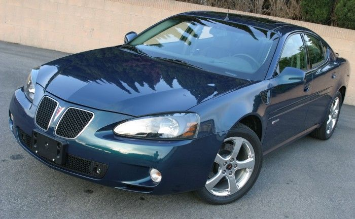 Driving Impressions: 2006 Pontiac Grand Prix GXP | Hemmings Daily