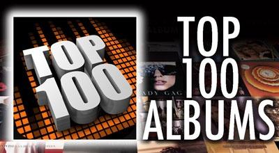 Free Top 100 Albums iOS app