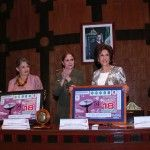 """El billete conmemorativo se distingue por plasmar una imagen alusiva al aniversario, con la leyenda: """"54 Aniversario Once TV México""""."""