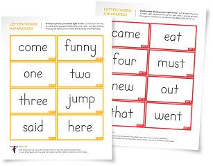 Free Sight Word Flashcards and Games - Pinned by @PediaStaff – Please visit http://ht.ly/63sNt for all (hundreds of) our pediatric therapy pins
