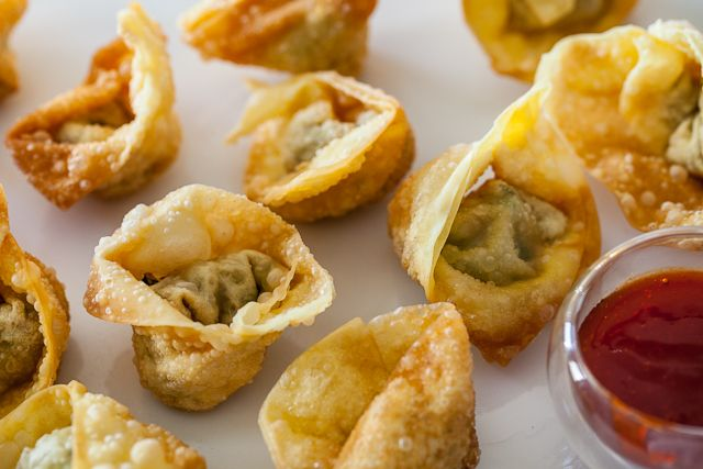 Chinese Wontons Recipe & Tips | Steamy Kitchen