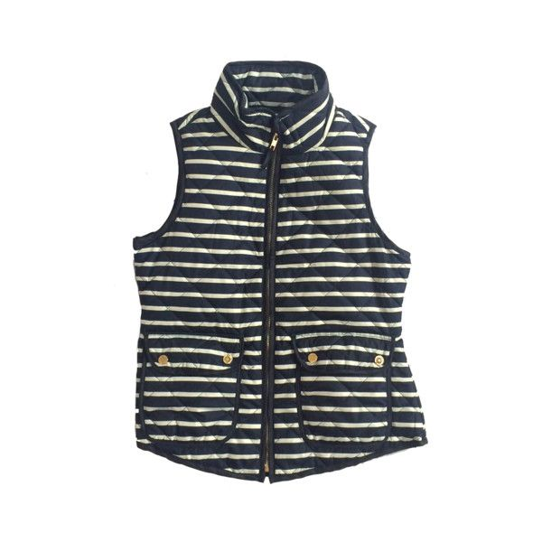Aspen Vest ($55) ❤ liked on Polyvore featuring outerwear, vests, vest, ivory vest, navy vest, navy blue vest and vest waistcoat