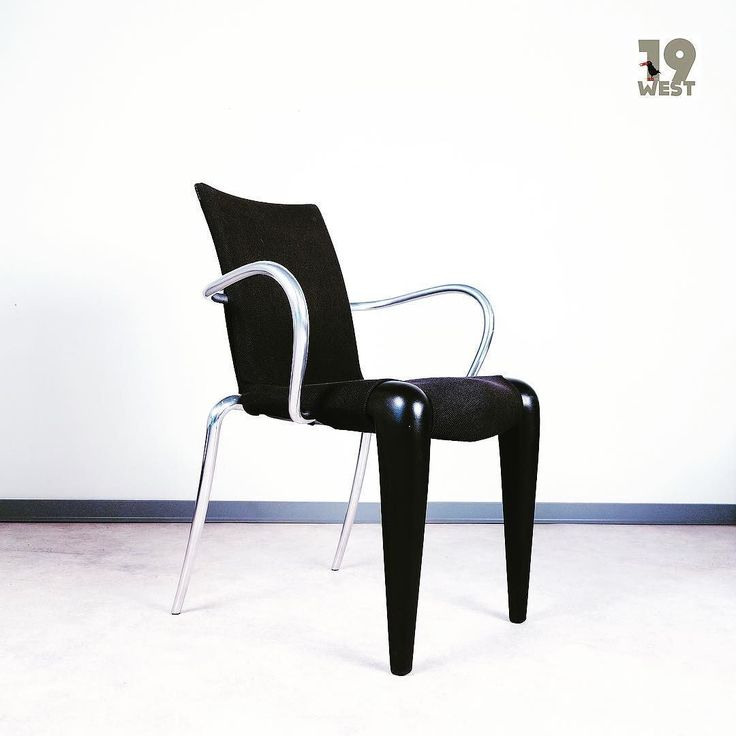 Toll Now Available On Www.19west.de: A Louis 20 Armchair By Philippe Starck