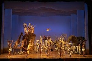 Circle of Life. Photo by Brinkhoff-Mogenburg - Lion King Las Vegas -The Lion King on Broadway: Head of the Pride - www.wdwradio.com