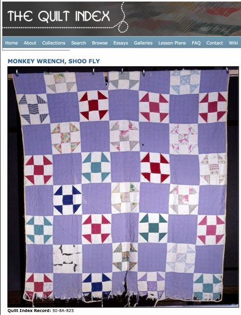 105 best Quilts 1940 images on Pinterest | Jellyroll quilts ... : monkey wrench quilt pattern history - Adamdwight.com