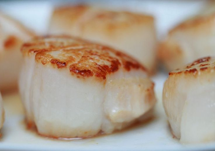 How to Make a Perfectly Cooked Scallop