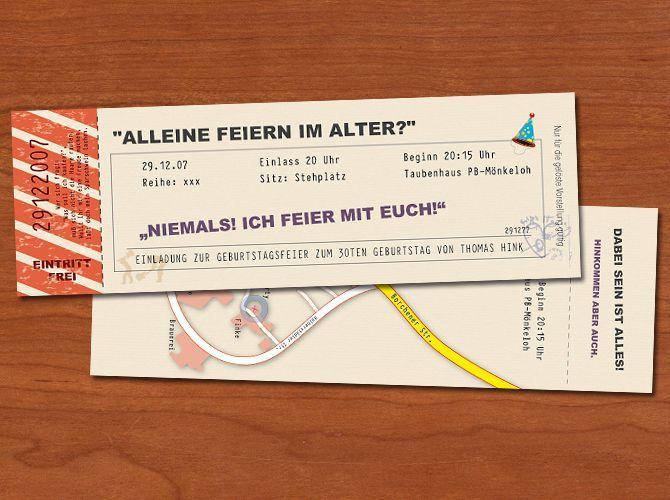 die besten 25+ kinokarte ideen auf pinterest | musical schweiz, Einladungen