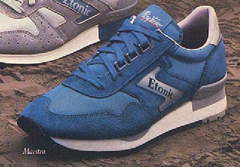 d8257beccd8c Etonic Km Maestro Training Shoe 1985