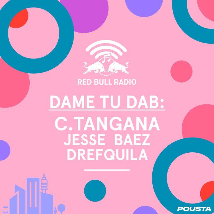 RBMA presenta: C. Tangana Jesse Baez y DrefQuila en Teatro Cariola (concurso)