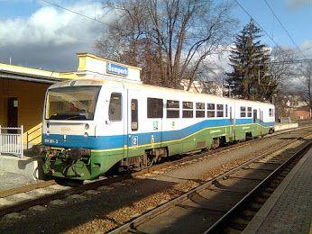 Regionova Železnice Desná v Šumperku - ještě asi půl roku k vidění... (foto mobilem)
