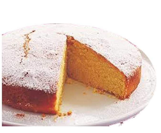 Recipe Citrus Butter Cake by walcat - Recipe of category Baking - sweet