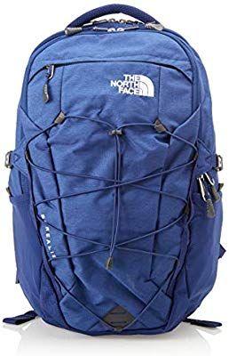 Amazon.com  The North Face Borealis Backpack - Asphalt Grey   Sulphur  Spring Green - OS  Computers   Accessories d876dbbf4b9a