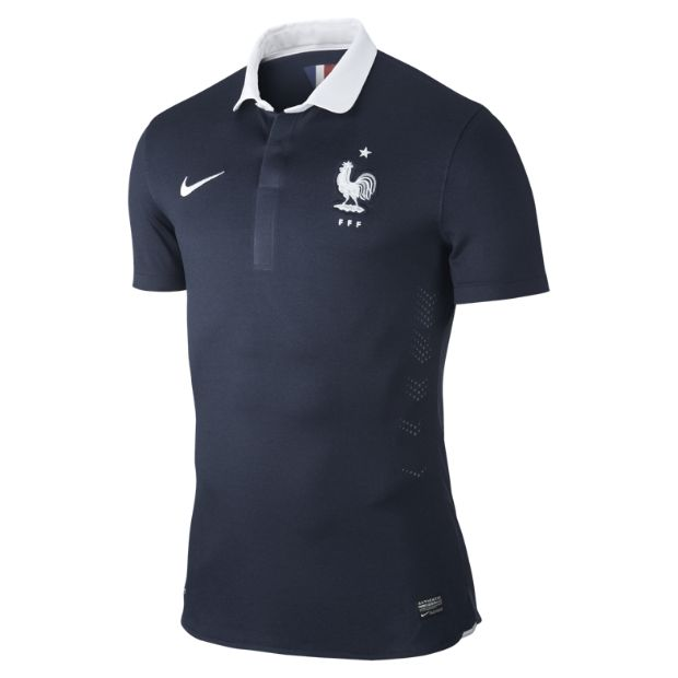 France Home Jersey Worldcup 2014