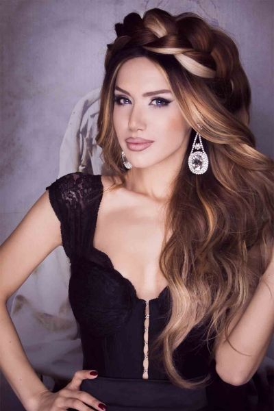 Armenian singer-Lilit Hovhannisyan