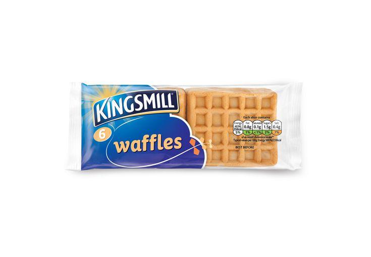Kingsmill Waffles