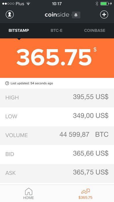 #bicoins #Coinside #topnews #application #mobile