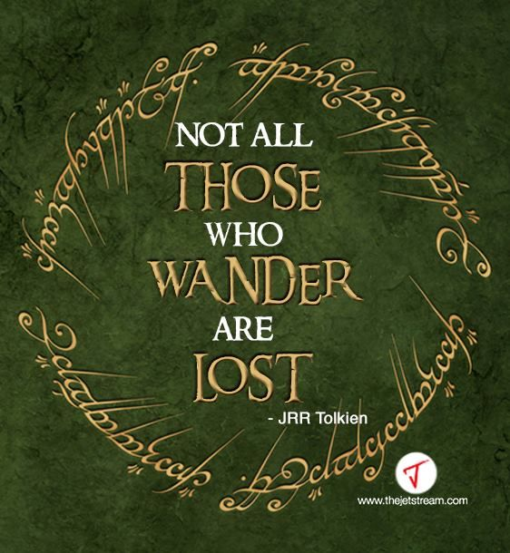 Jrr Tolkien Quotes Not All That Wander. QuotesGram