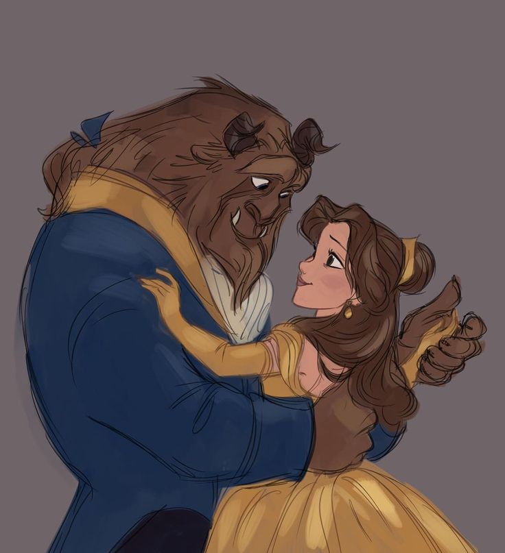 Beauty and the beast tumblr