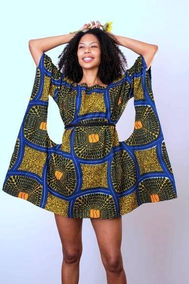 Modelos de Roupas Africanas Femininas