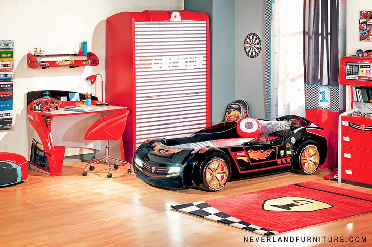 Creative furniture for young boys at Neverland Furniture for girls and boys