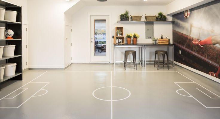FREMONT INDIGO garage • Flexible, multi-use space