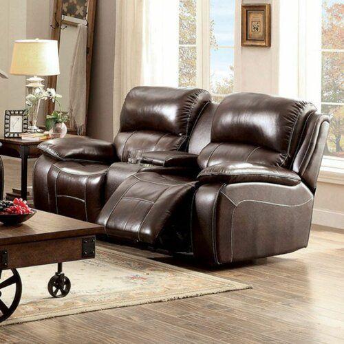 New Red Barrel Studio Timera Reclining Sofa FREE Shipping. Living Room Furniture [$1749.99]chicprettygoods