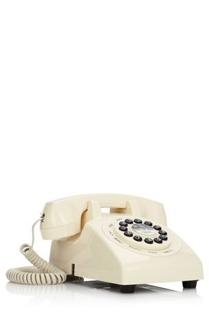 Classic Cream Telephone