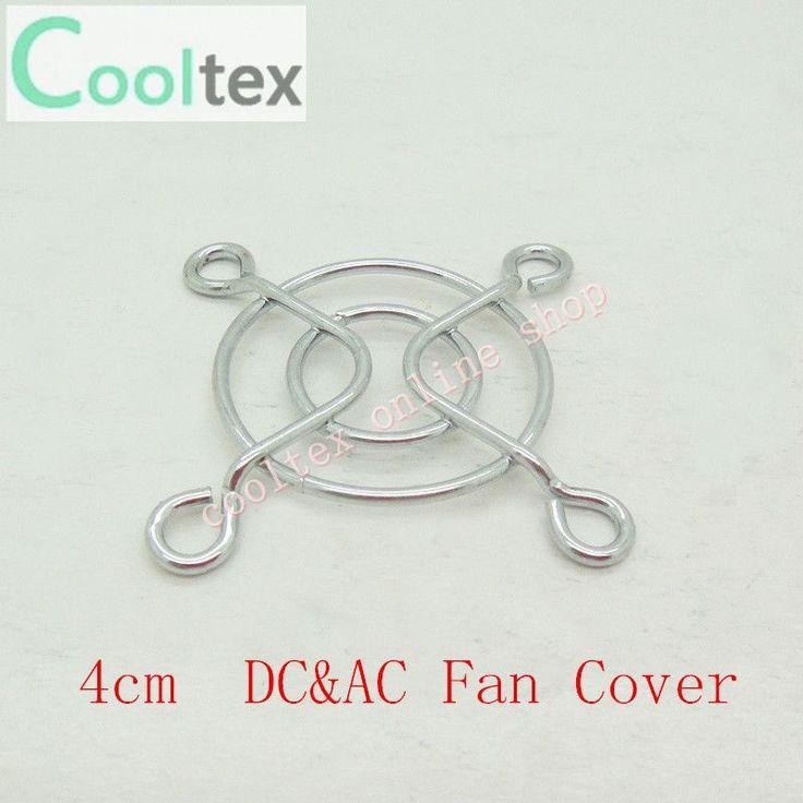 4cm DC&AC Fan dust filter,protective grille, Fan Cover , fan shield, 4010 4020 4038 Fan  fingerguard