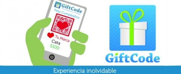 Giftcode: el servicio online que mejora tus bonos de regalos.
