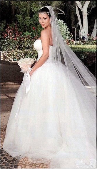 Best 25 kim kardashian wedding dress ideas on pinterest for 3rd time wedding dresses