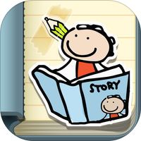 Kid in Story Book Maker: Create and Share Personalized Photo Storybooks by Enuma, Inc.  Looks like a great way to write social scripts, and personalise photos you use by inserting your child photo.  I wonder if I can insert video footage??