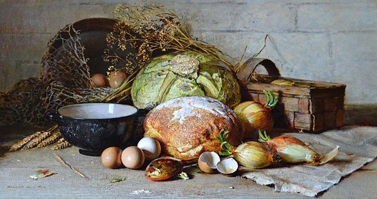 натюрморт с хлебом: 25 тыс изображений найдено в Яндекс.Картинках