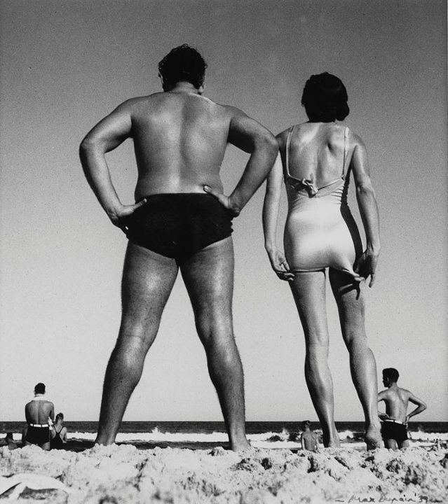 Max Dupain (1911-1992) Bondi 1939 Photograph: Badger and Fox Gallery