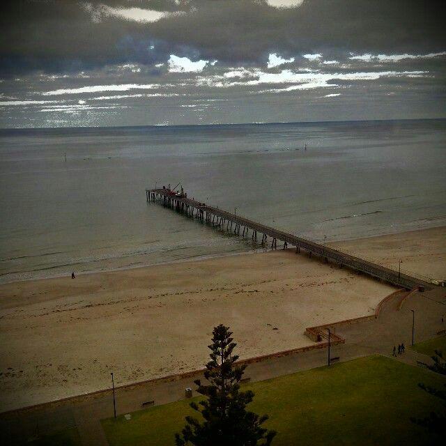 Adelaide Pier!