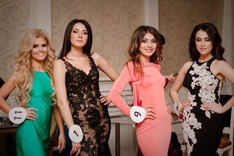 Свадебный салон #FashioBride предоставил вечерние платья для конкурса красоты Южная красавица !