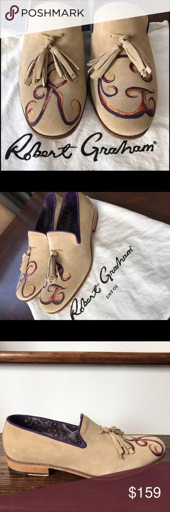 👞NEW ROBERT GRAHAM LOAFERS 👞 size 12 👞NEW ROBERT GRAHAM LOAFERS 👞 size 12 Robert Graham Shoes Loafers & Slip-Ons