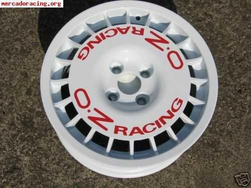 Oz Racing Quot Rallye Quot 15x7 Pcd100 Rally Racing Wheels For